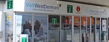 du finder som turist alt din info om blåvand hos visit west denmark